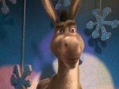 Szamár karácsonyi Shrekkentése kép